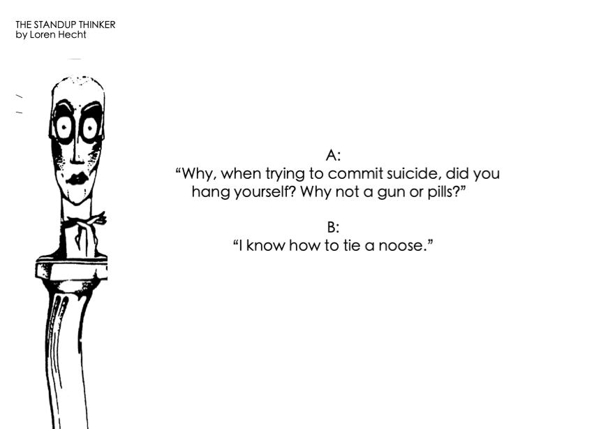 SUICIDE [tie noose] 4 12 2020