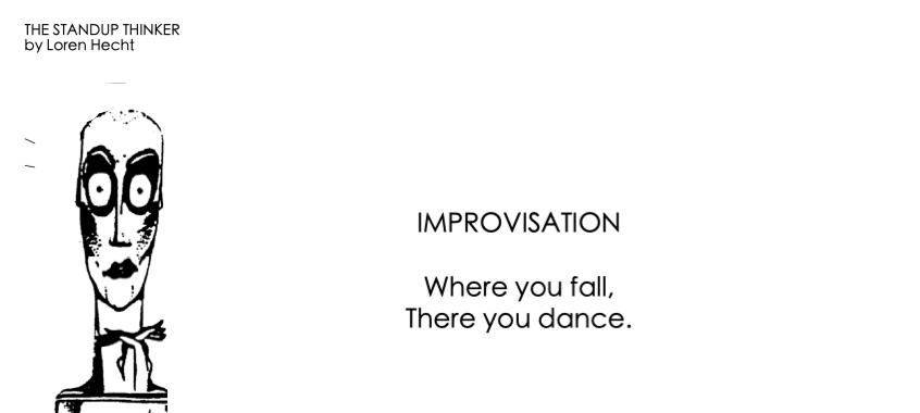 IMPROVISATION 5 27 2020